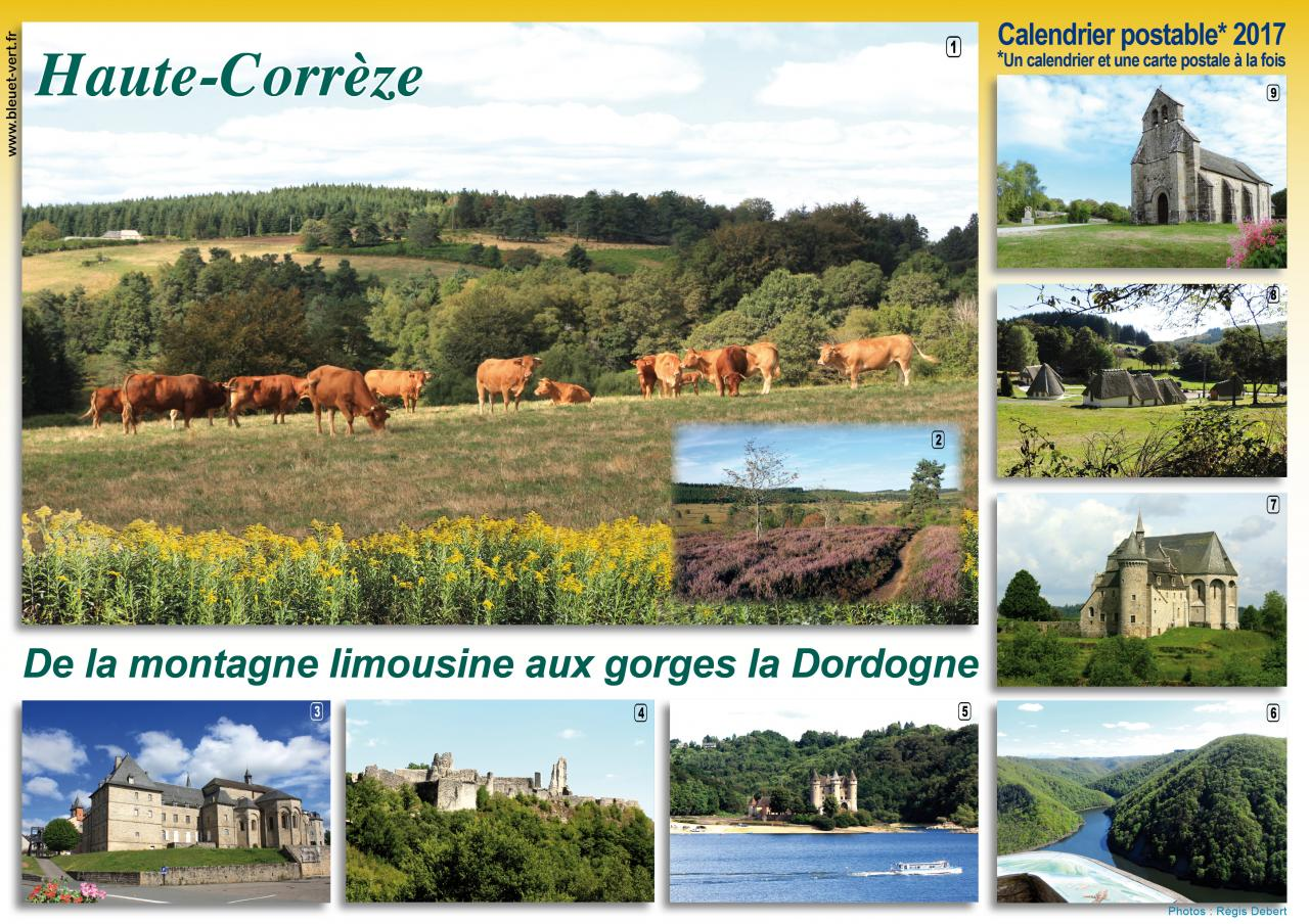 Calendrier postable