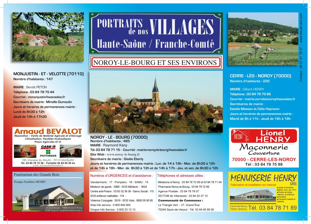 Noroy-le-Bourg et ses environs (page 1)