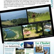 Oneo - Camping et chalet