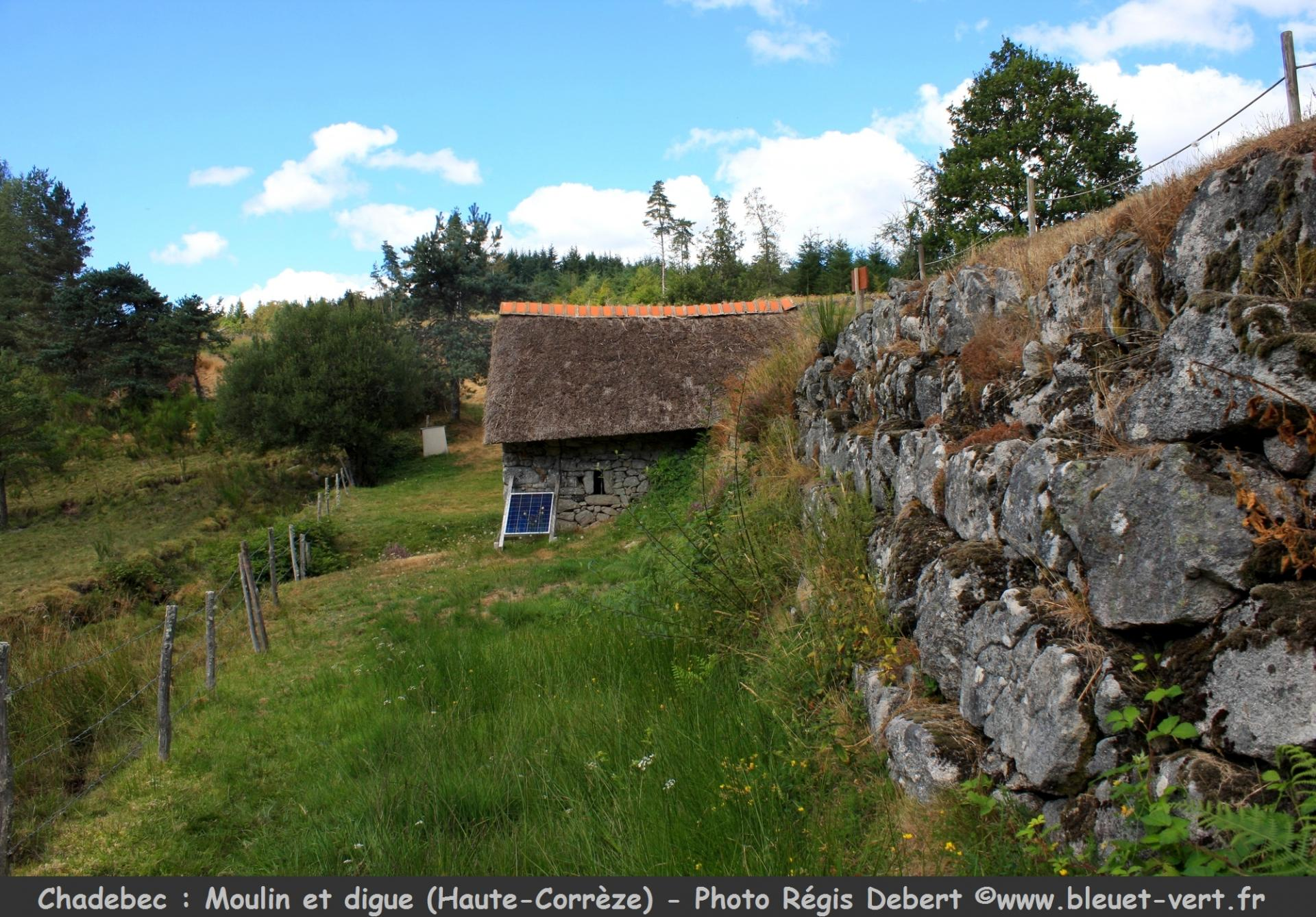Chadebec moulin digue
